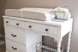 Cheap White Changing Table Baby Dresser Changing Table Bowmancherries