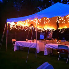 outdoor party tent lighting 260 best outdoor parties images on pinterest weddings back yard
