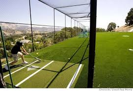 Batting Cage For Backyard by Little League Baseball Practice Field Under Fire For Lack Of