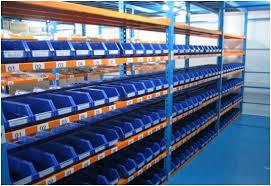 Storage Bin Shelves by Metal Storage Shelves Parts Storage Decorations