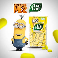 where to buy minion tic tacs buy minion tic tacs limited edition banana flavor 16g value pack 3