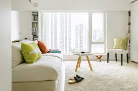 Living Room Design Photos Hong Kong A Shape Shifting Hong Kong Flat Uses Clever Tricks To Transform