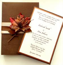 wedding invitation card 24 fall wedding invitation templates free sle exle