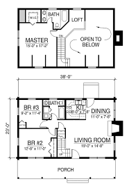 Cabin Floorplan by Log Home And Log Cabin Floor Plan Details From Hochstetler Log Homes