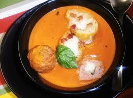 Italian Soup by Grandma U0027s Smokey Italian Tomato Soup