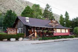 bishop creek lodge bishop california cabins and lodging