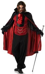 gothic halloween costumes count bloodthirst mens gothic vampire dracula halloween fancy