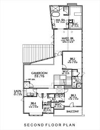 Modern Style House Plans Modern Style House Plan 4 Beds 4 50 Baths 4541 Sq Ft Plan 449 13