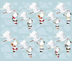 Baby Nursery Fabric Fabric Concept U2013 Baby Boy Brooke Rochon Graphic Designer