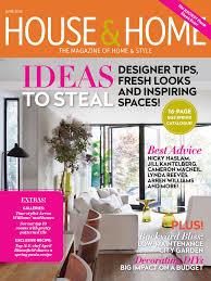 Inspiration Robert Allen House  Home June  Folkland - House and home furniture catalogue