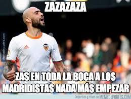Meme Deportes - real madrid vs valencia los memes de la derrota de cristiano