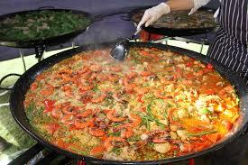 cuisiner une paella paella à domicile