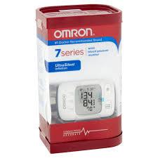 omron 7 series wrist blood pressure monitor walmart com