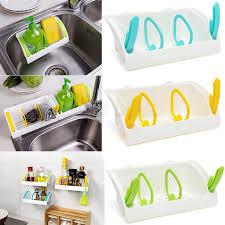 Kitchen Sink Holder by Kitchen Sink Sponge Holder Bathroom Storage Shelf Rack Organiser