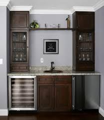 home design basement corner wet bar ideas contemporary medium