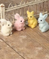 fuzzy easter pastel fuzzy easter bunnies products