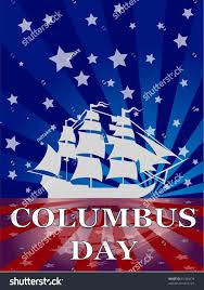 Christopher Columbus Flag Christopher Columbus Day Stock Illustration 61384474 Shutterstock