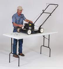 bar height work table counter height folding work table 303939h foldingchairs4less folding