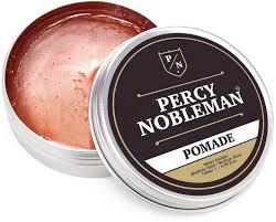 Pomade Wax percy nobleman pomade hair wax 100ml tin knifecenter 03602