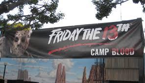 jason halloween horror nights behind the scenes halloween horror nights friday the 13th camp