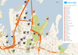 Sydney Subway Map Sydney Australia Attractions Top 10 Sydney Australia Attractions