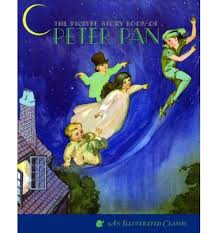 picture story book peter pan roy 9781595836618