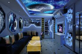 themed rooms idea for small storage rooms space themed bedroom space themed