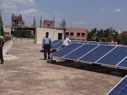 Solar Power Traffic Lights by Small Wind Solar Hybrid System Maharashtra Energy Development