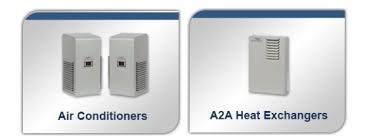 electrical cabinet air conditioner heat exchanger fan or air conditioner which enclosure