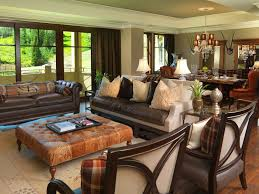 Leather Wingback Chair With Ottoman Design Ideas Tweed Living Room Ideas Living Room Traditional With Leather Wing