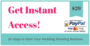 starting a wedding planning business start your wedding planning business