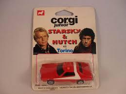 Starsky And Hutch Cast Corgi Junior Starsky U0026 Hutch Toy Car Die Cast And Wheels