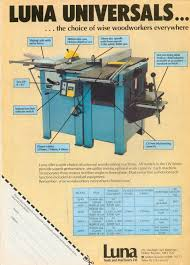 Used Universal Woodworking Machines Uk by Luna W59 Buying Advice Tool Reviews Ukworkshop Co Uk