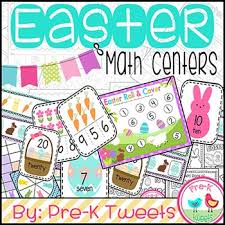 pattern practice games easter math centers math and activities
