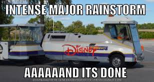 Florida Rain Meme - work stories from a former disney cast member album on imgur