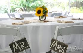 Sunflower Centerpiece Reception Flowers 12 50 To 25 Rf0423 Simple Country