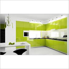 Designer Modular Kitchen - indian kitchen design l shape l shape modular kitchens latest