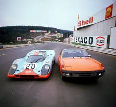 porsche 917 photo of the day the porsche 917 is smaller than you think