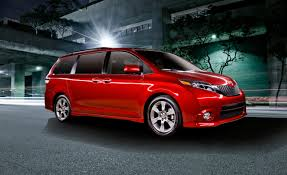 lamborghini minivan 2015 toyota sienna photos and info u2013 news u2013 car and driver