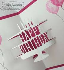 free printable birthday pop up card templates birthday cake