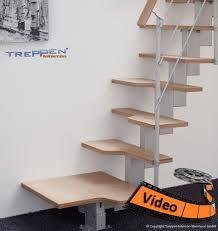 treppen intercon gmbh raumspartreppe quadro hier kaufen raumwunder treppen