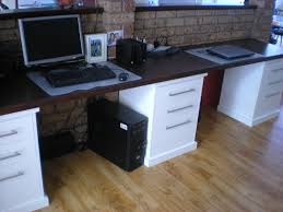 Built In Desk Diy White Built In Desk Diy Projects