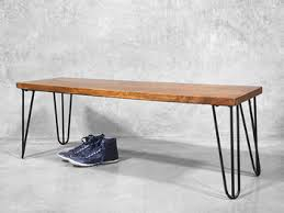 hair pin legs bench hairpin legs retro style bench design online