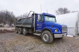 Landscape Trucks For Sale by Freightliner Fl80 Dump Truck International Tree Spade And
