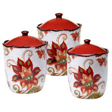 Kitchen Canister Sets Stainless Steel 100 Red Kitchen Canister Sets Mint Green And Coral Kitchen