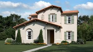Spanish Colonial Homes by Landmark At Ellis New Homes In Tracy Ca 95377 Calatlantic Homes