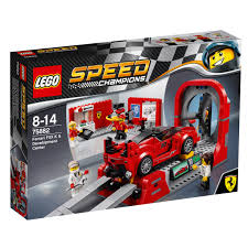 Lego Speed Champions Ferrari Fxx K U0026 Development Center