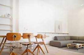 second hand home decor breezy apartment makeover brings tel aviv u0027s youthful zest to berlin