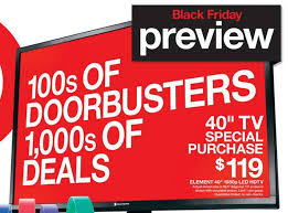 sale items for black friday at target target black friday ad is leaked 119 for 40