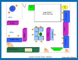 classroom floor plan designer back to school setting up classrooms for students with autism 3